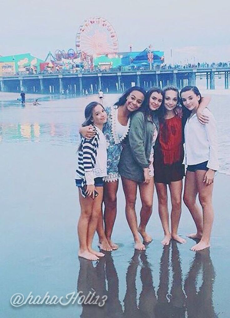 Added by #hahah0ll13 Dance Moms Mackenzie, Nia, Kalani, Maddie, and Kendall