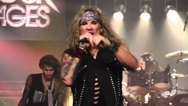 """Steel Panther - """" Happy Birthday Bros"""" for the Rock of Ages Rock 'N' Rol..."""