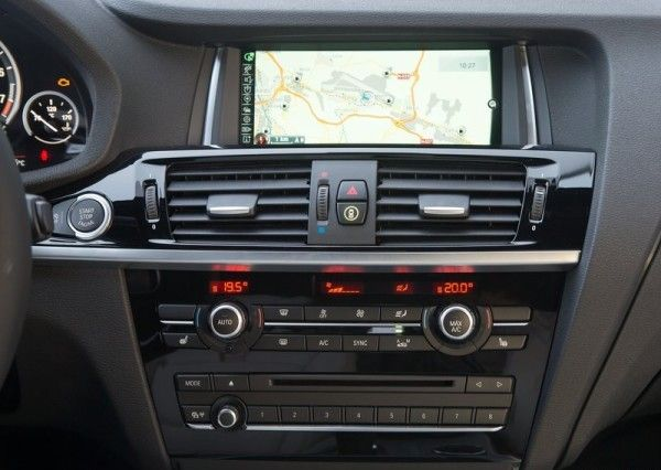 2015 BMW X4 Temperature Control 600x426 2015 BMW X4 Full Review, Features with Images