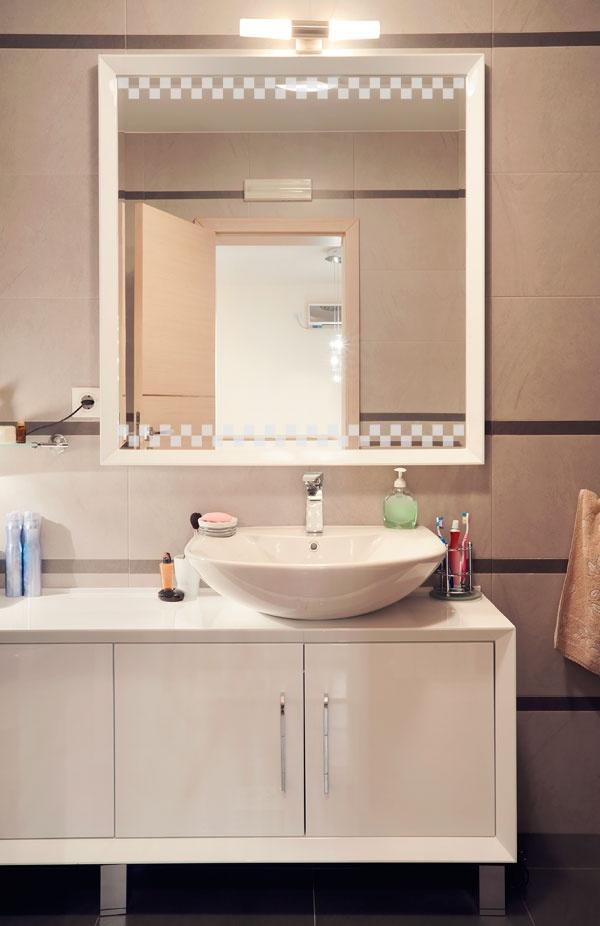 Bathroom Mirror Stickers 13 best stickers dépoli décoratif images on pinterest   mirror