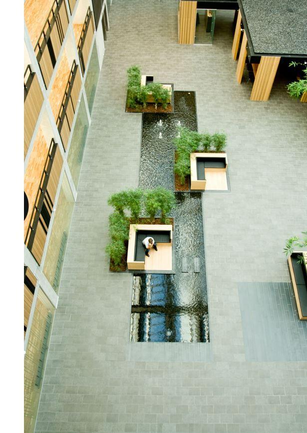 """landscape-a-design: """"Project: VAT83 Multi-user Office Designer: PLH Location…"""