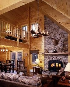 Our cabin one day!!? would be awesome. on tackks.com