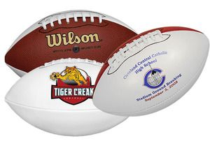 WL-SIGF - Wilson Synthetic Leather Signature Footballs, Galaxy Balloon  ann@hotstuffmarketing.com