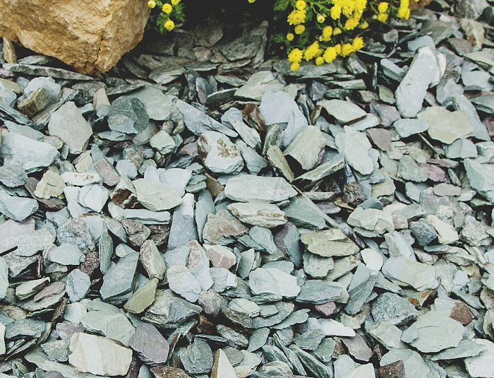 38 Best Gravels Slate Chippings Images On Pinterest