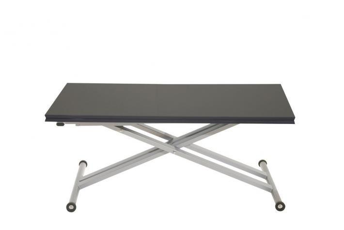 Les 25 meilleures id es concernant table basse relevable extensible sur pinte - Table basse depliante ...