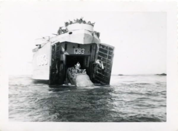 higgins d day landing craft