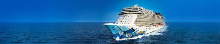 Norwegian Escape Cruise Ship | Norwegian Escape Deck Plans | Norwegian Cruise Line