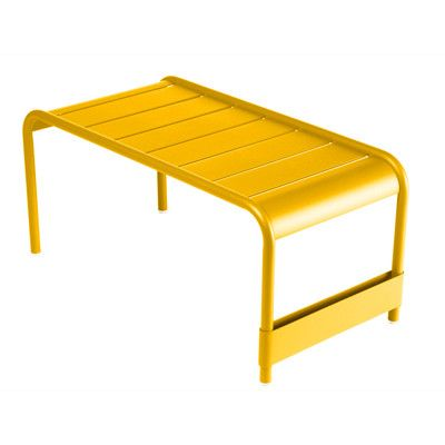 Fermob Luxembourg Coffee Table Finish: Honey