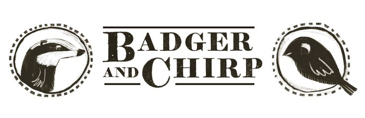Badger and Chirp. Bookbinding techniques/tutorials etc