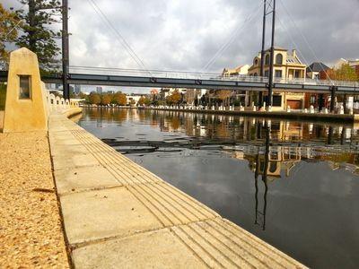 Claisebrook, Cove, East, Perth, Swan, River
