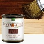 WoodShield Interior Wood Stain - Cherry Red Oak