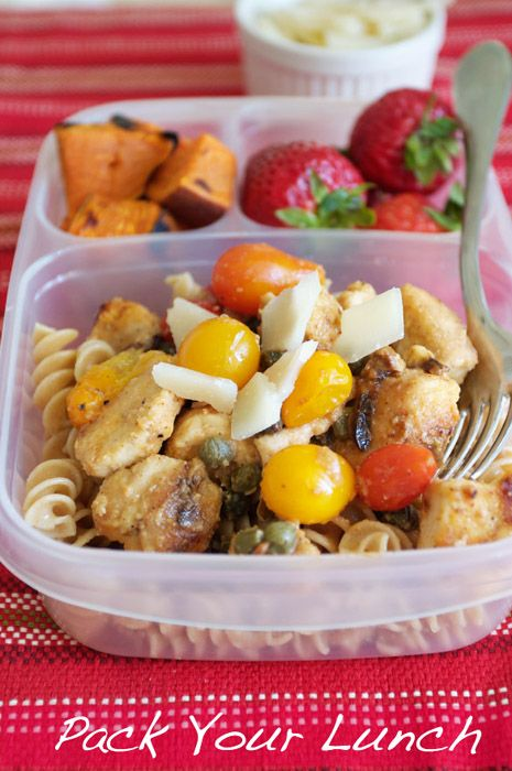 Project Lunch Box, great healthy ideas