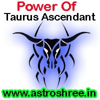Taurus Ascendant Astrology