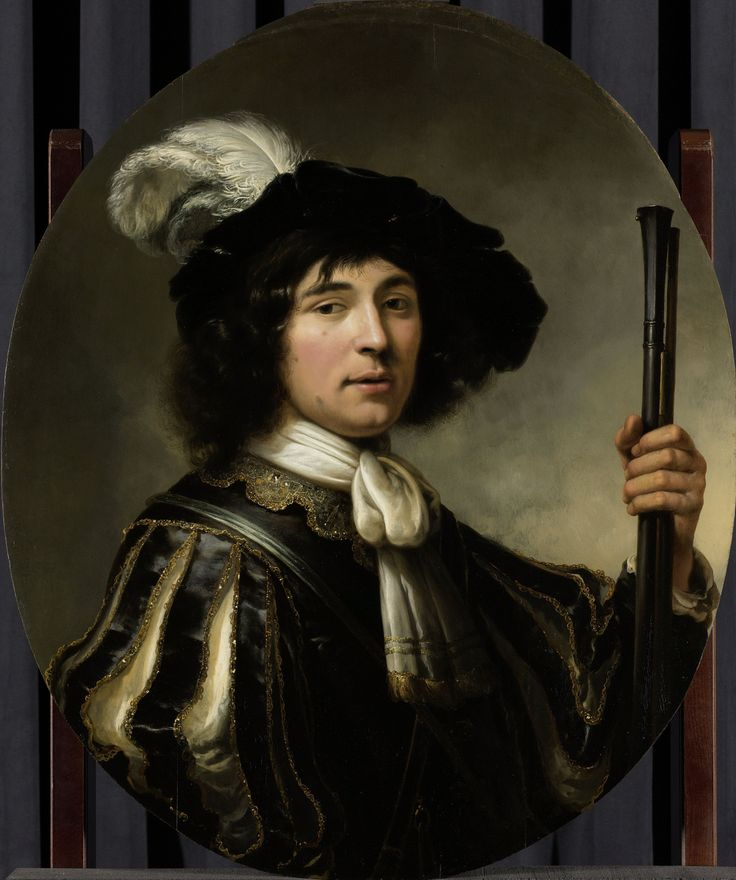 1640-1660 Aelbert Cuyp Portrait of a Young Man