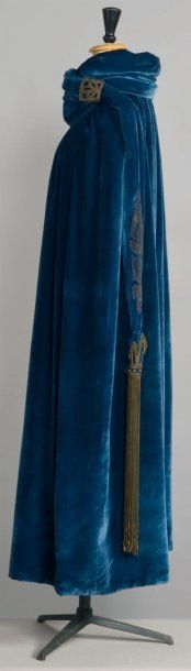 Madeleine Vionnet (attributed)   Haute couture, ca 1920