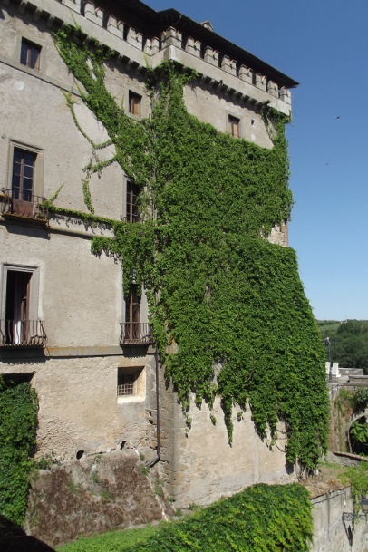 Castello Ruspoli,Vignanello, Viterbo