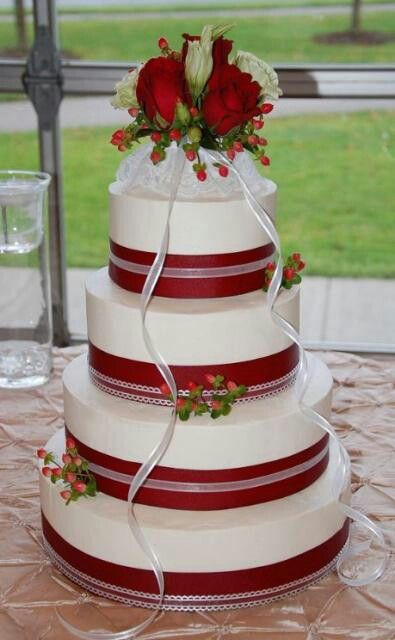 Ideal wedding cake #5