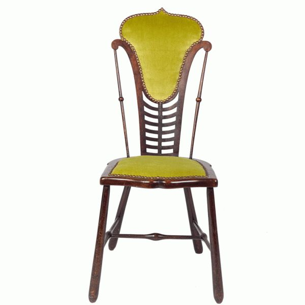 Victorian Antique Occasional Chair   The Unique Seat Company