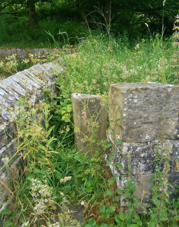 Scholes(Hudd)-Hepworth Boundary SE 16528 07105