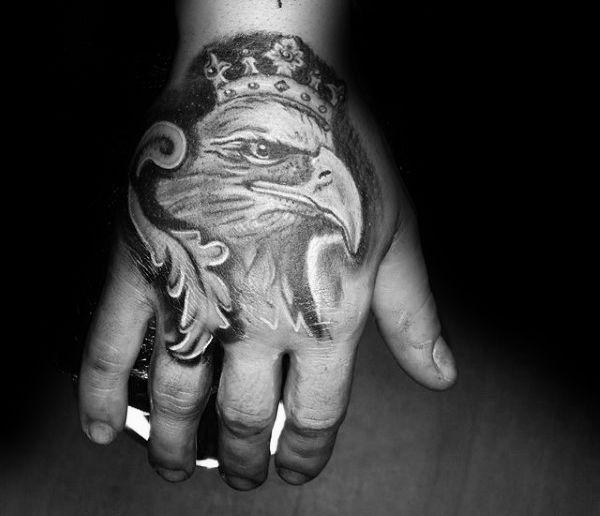 60 Polish Eagle Tattoo Designs For Men Coat Of Arms Ink Hand Tattoos For Guys Polish Eagle Tattoo Eagle Tattoo