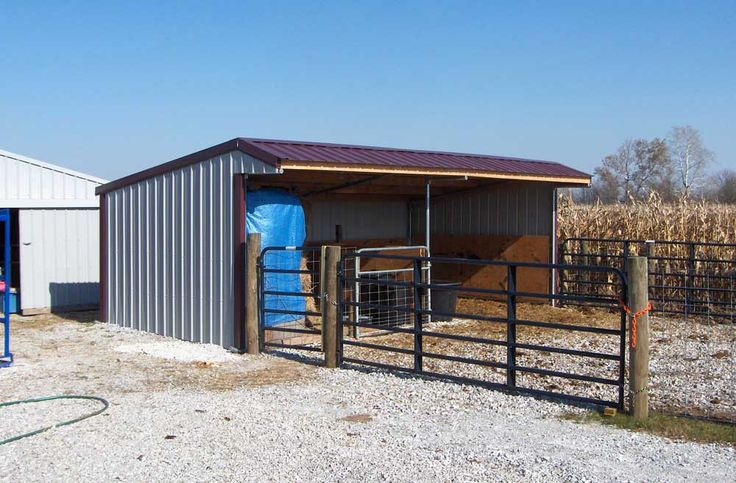 Klene Pipe Pole Barn Kit Project Gallery incuding portable barns,run in sheds, loafing shed, diy pole barns, diy barn kit, pole barn packages, modular barn, horse barn kits, portable horse shelter