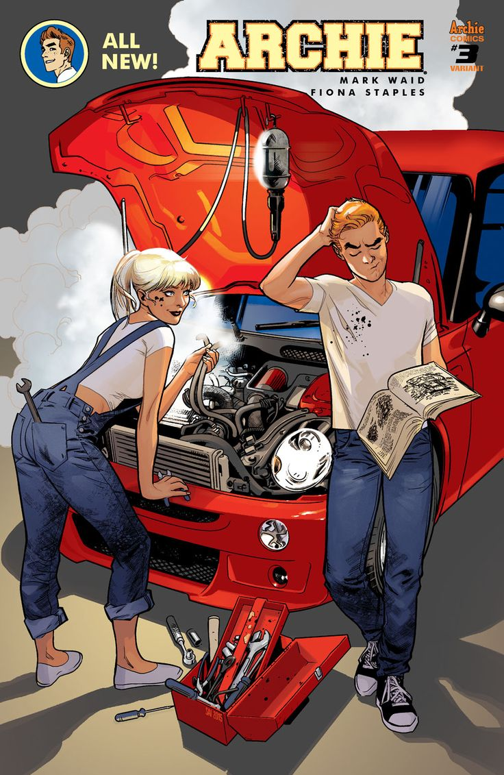 Archie Comics' New Version of Veronica Is Like, Totally, A Better Type of…