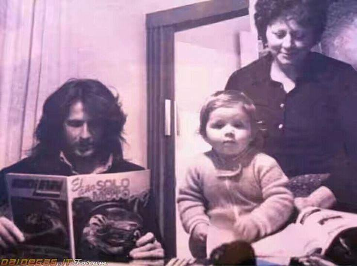 Vale with Dad & Mom