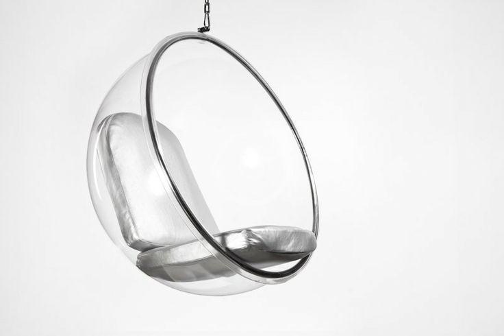 Customform fotel inspirowany słynnym Bubble Chair