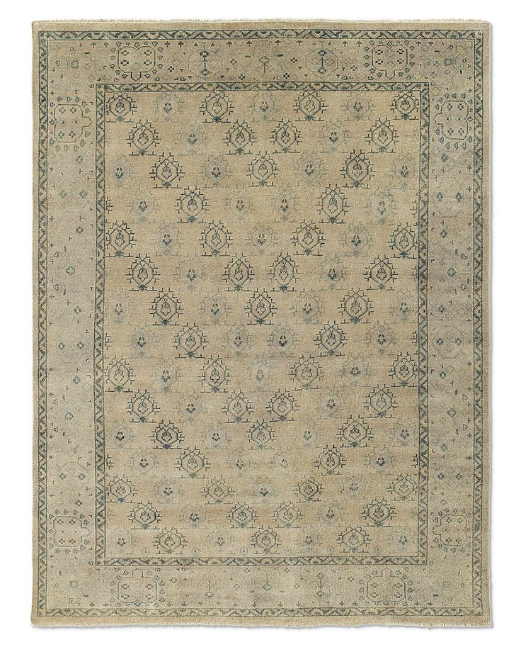 Yata Rug From Restoration Hardware