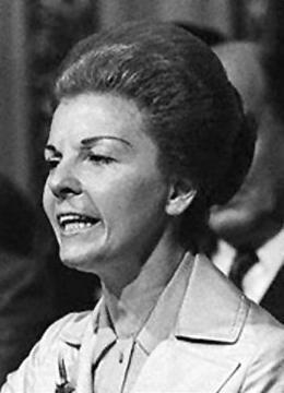 María Estela Martínez de Perón, President of Argentina