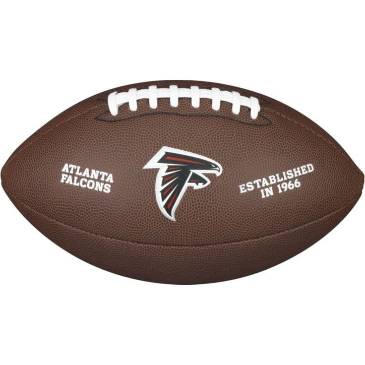 Wilson Atlanta Composite Official-Size Football, Team