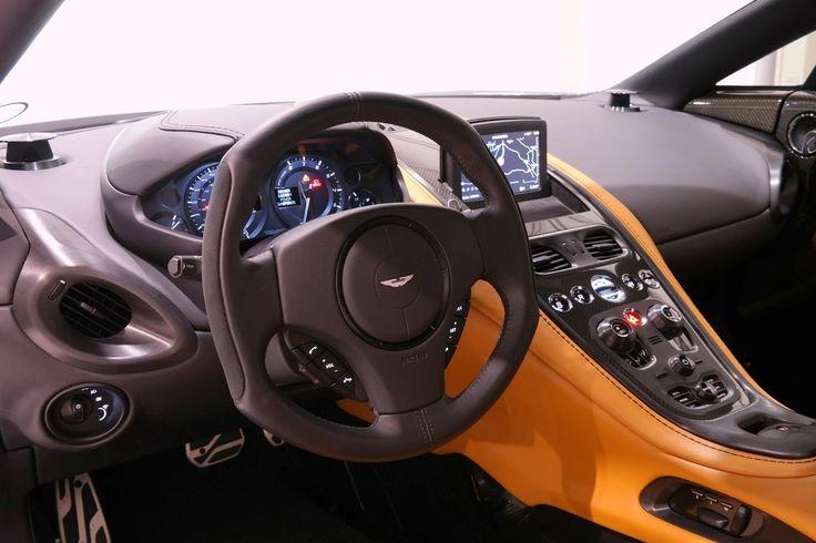 2013 Aston Martin One-77