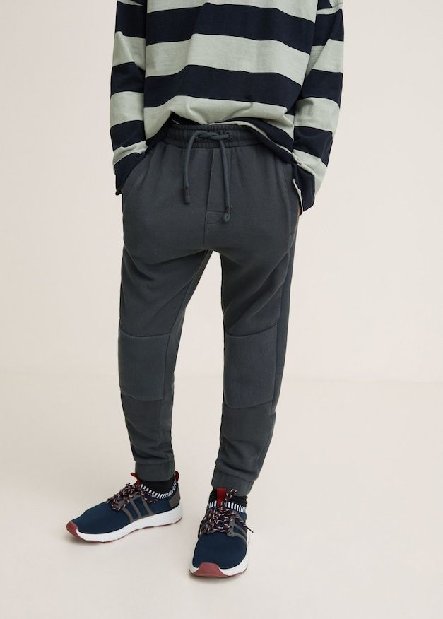 94d29165e Jogging de Niño 2018 | MANGO Kids España | NIÑO | Sweatpants, Pants ...