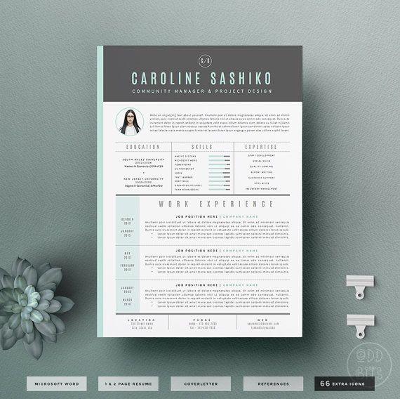 Best 25+ Cv template ideas on Pinterest Creative cv design - cv template word