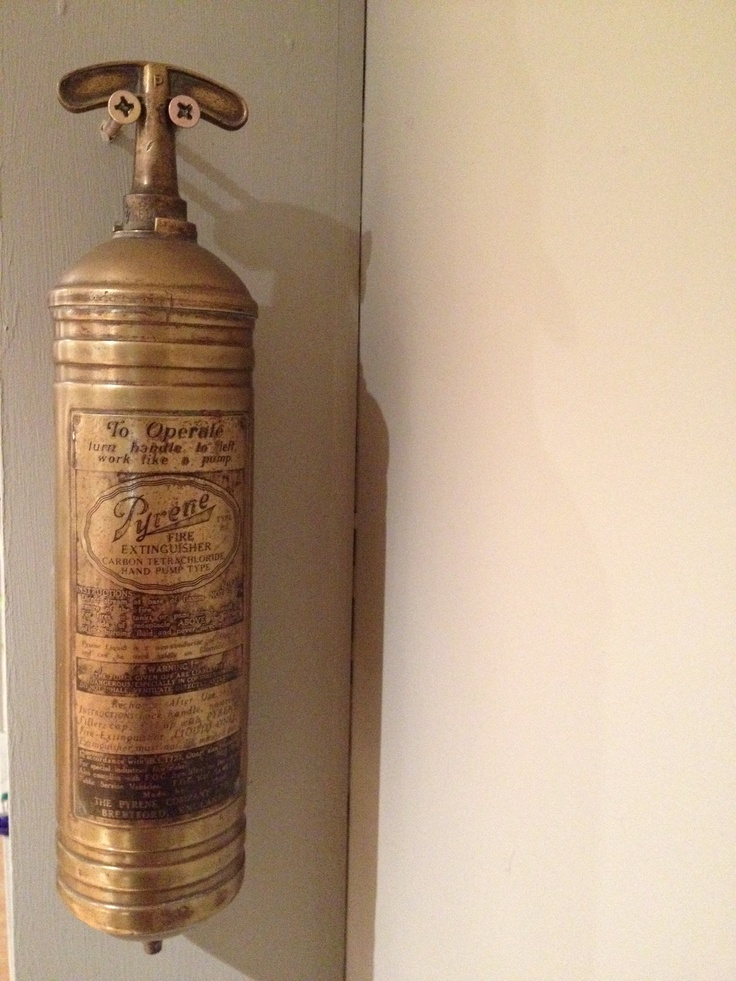 1000 Images About Vintage Fire Extinguishers On Pinterest
