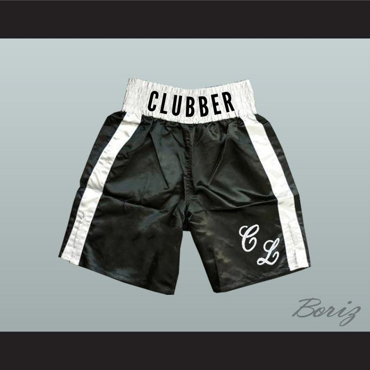 Mr T Clubber Lang Rocky Movie Boxing Shorts All Sizes. SHIPPING TIME IS ABOUT 3-5 weeksI HAVE ALL SIZES XS-15-18 Inches Waist S-18-21 Inches Waist M-21-24 Inches Waist L- 24-27 Inches Waist XL- 27-30 Inches Waist 2XL-30-33 Inches Waist 3XL-33-36 Inches Waist 4XL-36-39 Inches Waist 5XL- 39-42 Inches Waist   Top to Bottom Measurement in Inches 13 Inches 15 Inches 17 Inches 19 Inches 21 Inches 23 Inches thanks! *** if you need a change tell me paypal notes ***thanks! *** if you need a change…
