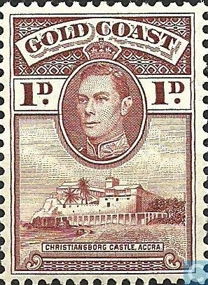 Gold coast stamps value