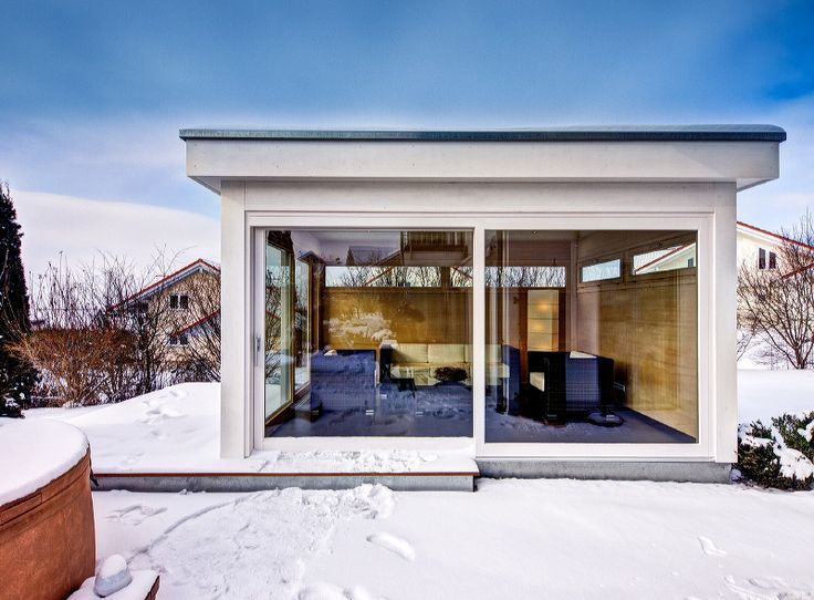 hummel my lounge modernes gartenhaus moderne gartenh user. Black Bedroom Furniture Sets. Home Design Ideas