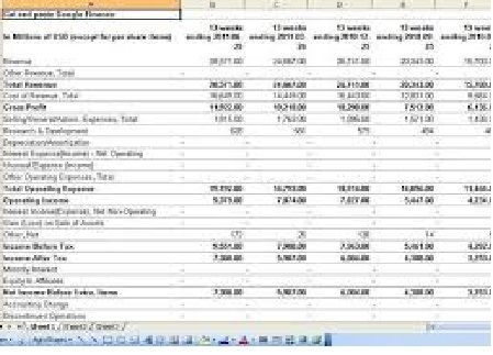 ... 10 Best Financial Analysis Excel Images On Pinterest Financial   Financial  Analysis Report Writing ...  Financial Analysis Report Writing