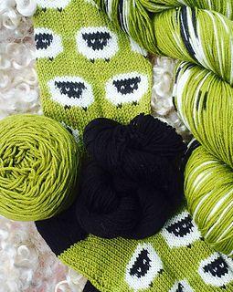 Ravelry: Sheepish Socks pattern by Abigail Grasso