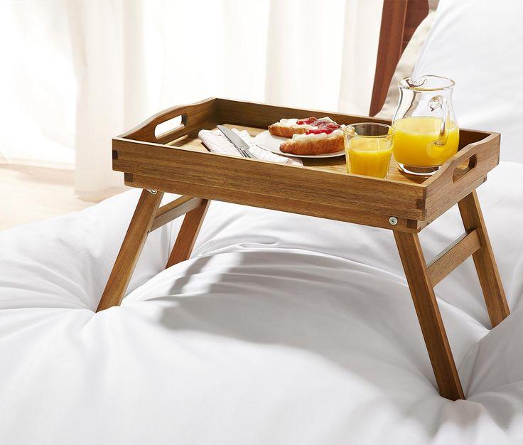 Frühstück im #Bett mit dem #Tablett-Tisch für u20ac29,95 von #Tchibo - tisch für wohnzimmer