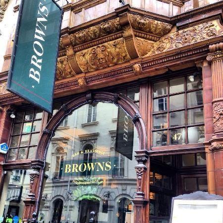 Browns Bar & Brasserie Mayfair