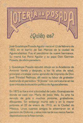 ¿Quien es?     jose Guadalupe Posadas
