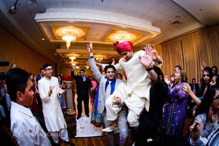 Groom entering his Pakistani wedding  (Kristen Borelli Photography, Pakistani Wedding, Vancouver Island Wedding Photography, Victoria Wedding Photography, Nanaimo Wedding Photography, Prince George Wedding Photography)