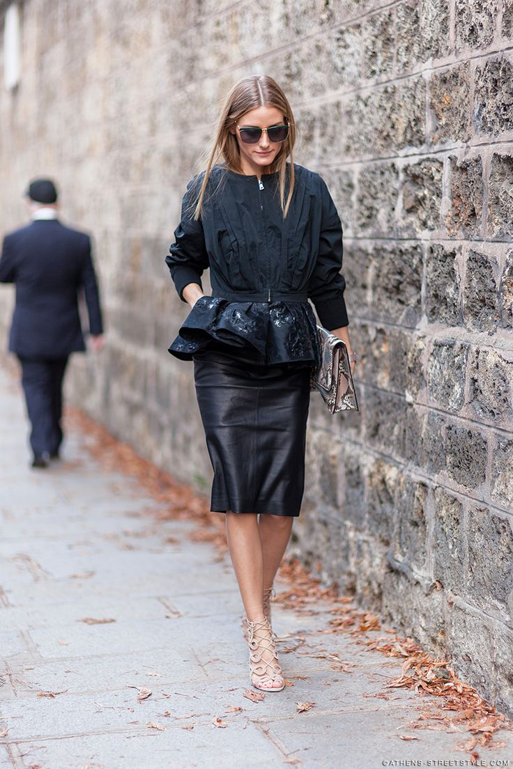 Olivia Palermo by Athens Street Style