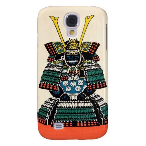Samurai Armor Ō-yoroi japanese classic art tattoo Samsung Galaxy S4 Case