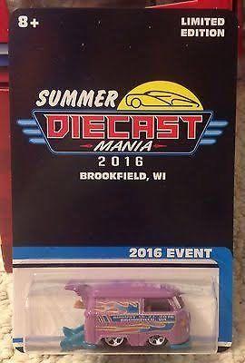 Summer Diecast Kool Kombi
