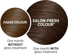 6N Brilliant Brunette® Light Natural Brown - Precision foam permanent colour shades   John Frieda®