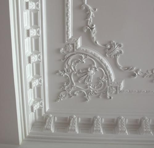J. P. Weaver Co. Architectural moldings and interior architecture. California