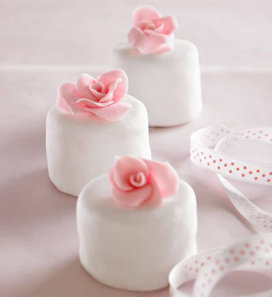 Rose cakes: These impressive-looking cakes are not as hard to make as you think. With the help of store-bought cake and icing...